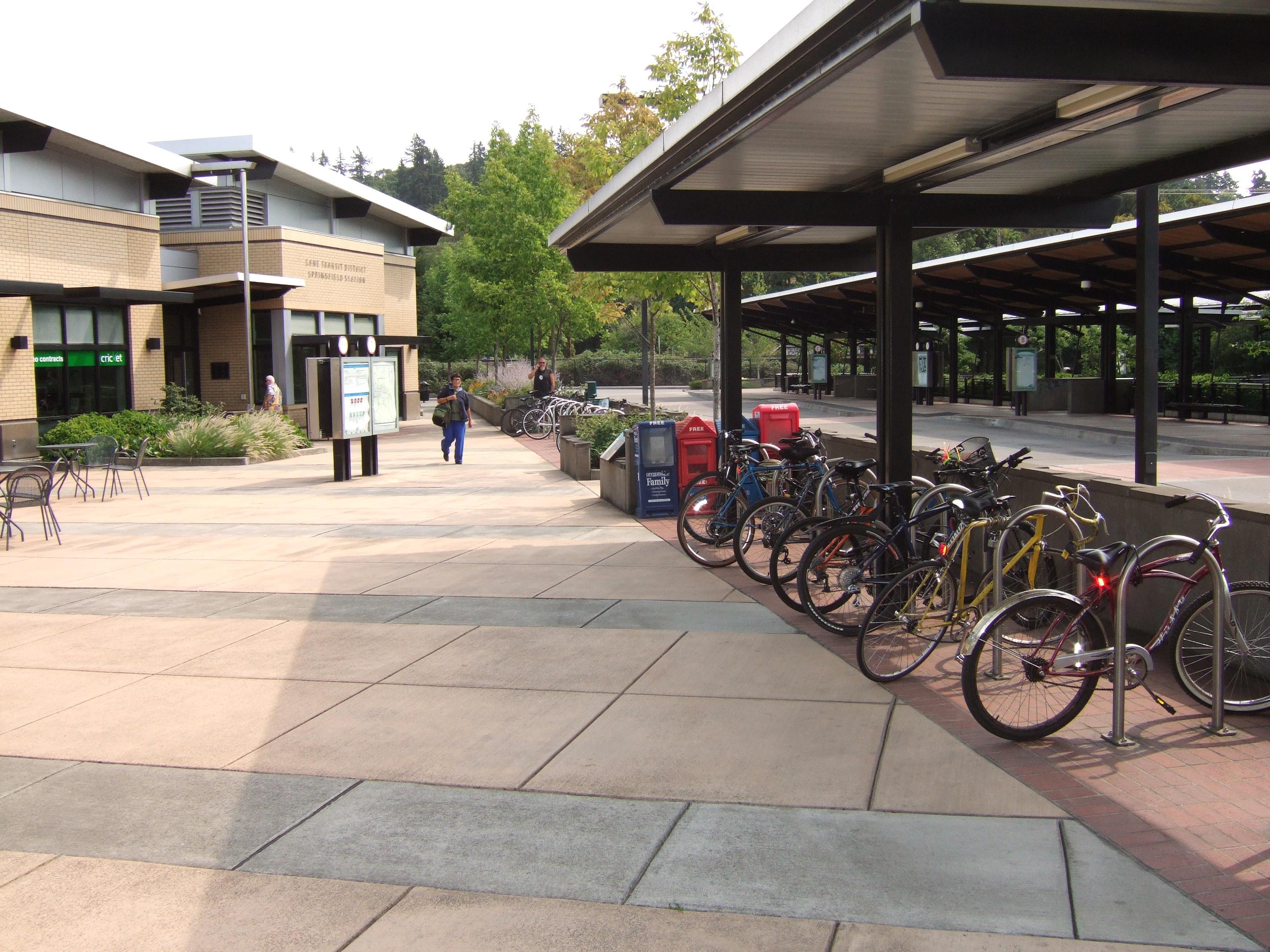 bikeparkingatltdspringfieldstation