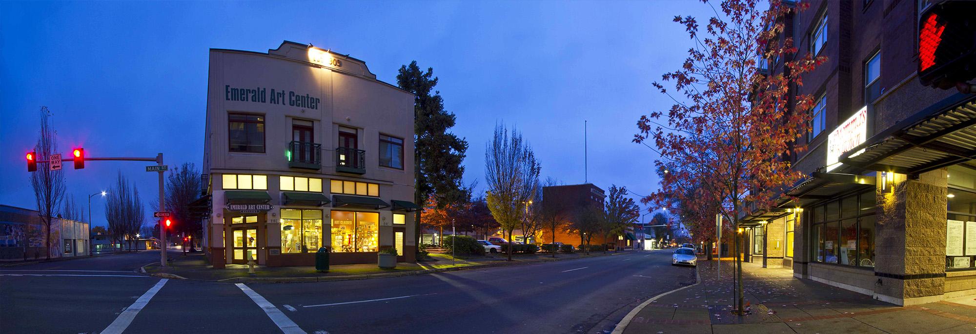 city of springfield oregon
