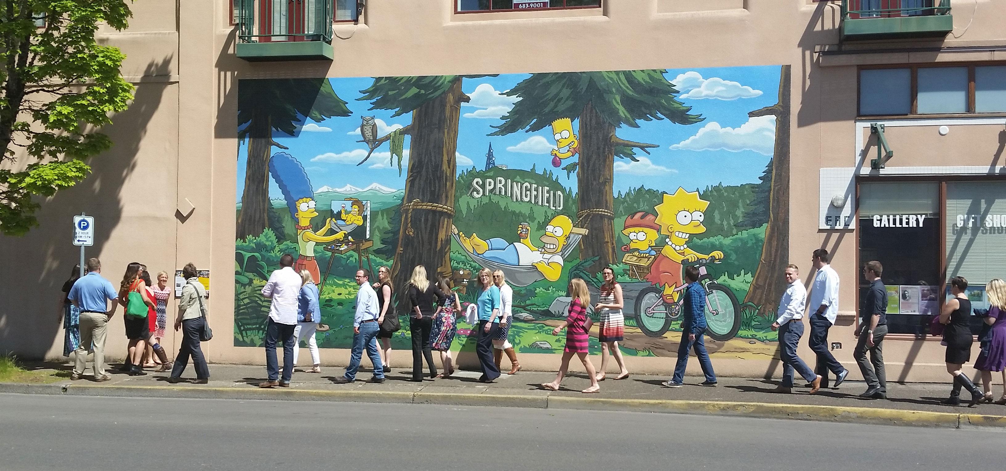 Downtown Art Tour