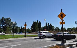 Glenwood Traffic Roundabout