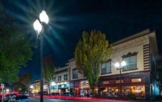 Downtown Springfield Lighting