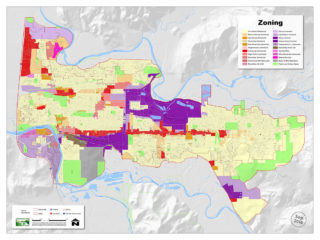 City of Springfield Zoning Map