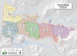 Council Wards