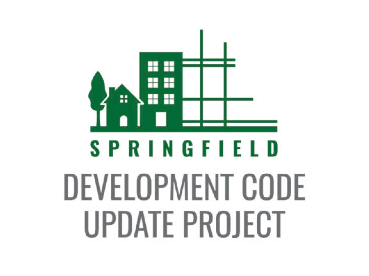 Development Code Update Project Logo