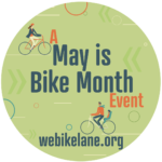 May is Bike Month icon