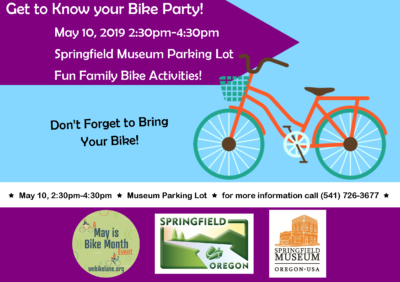 Bike Rodeo Poster