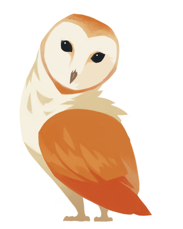 Owl image by artist Joshua Searl