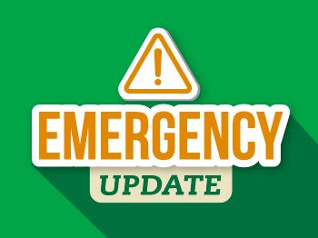 Emergency Update Graphic